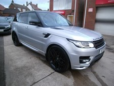 Land Rover Range Rover Sport 3.0 SD V6 (306hp) 4X4 Autobiography Dynamic (s/s) Station Wagon 5d 2993cc CommandShift 2