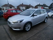Ford Focus 1.5TDCi (120ps) Titanium (s/s) Estate 5d 1499cc