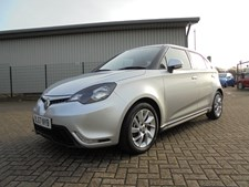 MG MG3 1.5 VTI-Tech (106ps) 3Form Sport (s/s) Hatchback 5d 1498cc